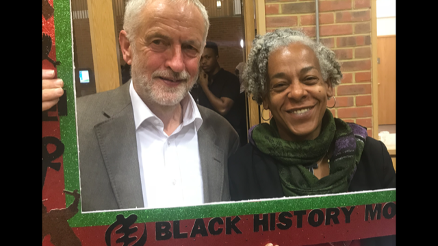 Lucie Scott Deputy General Secretary – Black Momentum